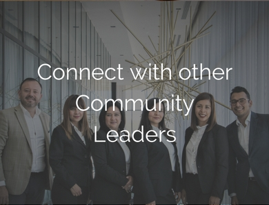 Connect with other Community Leaders