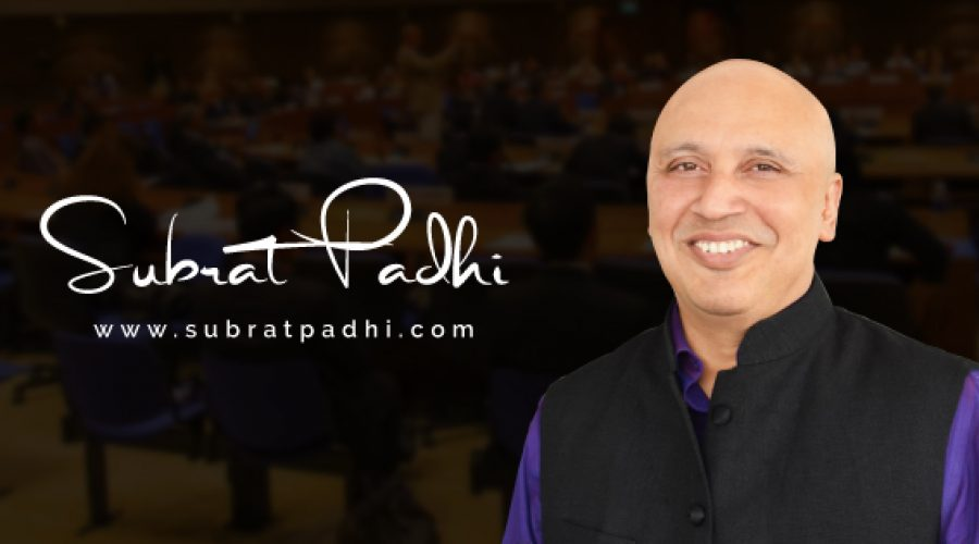 About the 5X Philosophy – Meet Subrat Padhi