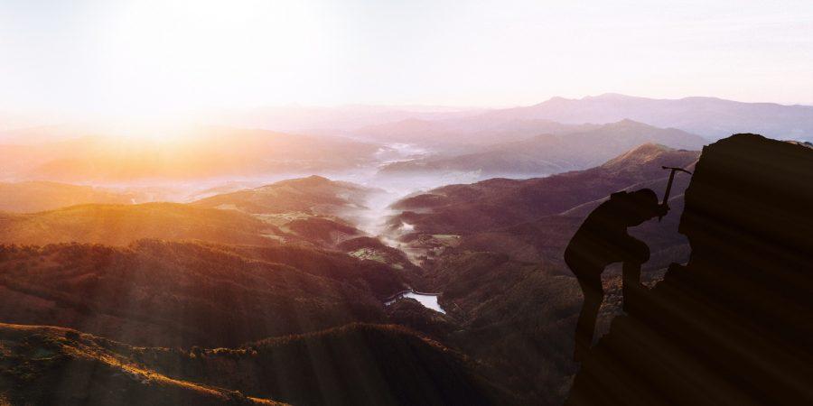 The Climb to Success is Gradual